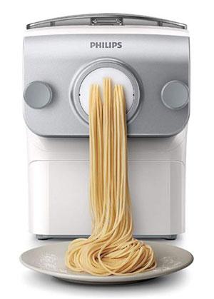 Machine à pâtes : PHILIPS Modèle blanc argent