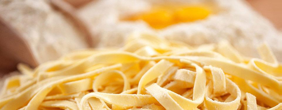Recette de pâtes fraîches