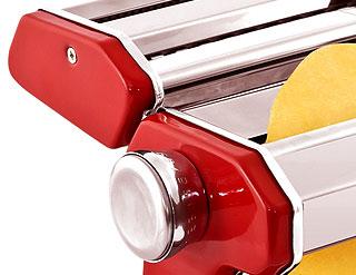 Un design rouge élégant